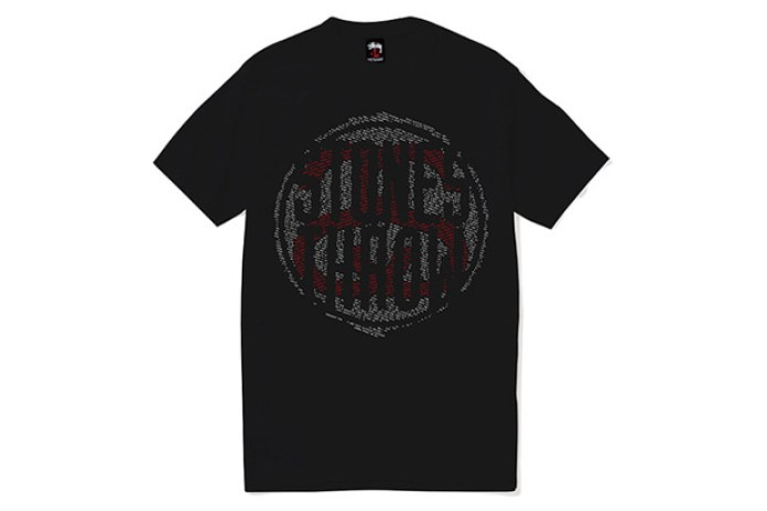 Stones Throw x Stussy 30th Anniversary Japan 2010 Limited Edition T-shirt