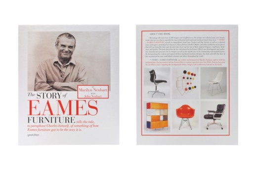 The Story of Eames Furniture Book