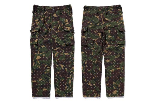 swagger Dot Camo Army Pants