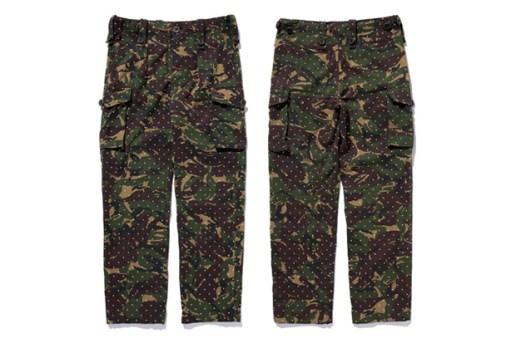 swagger Dot Camo Army Pants