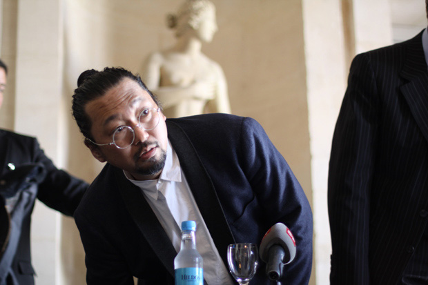 VERNISSAGE TV: Interview with Takashi Murakami