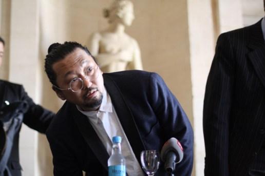 VERNISSAGE TV: Interview with Takashi Murakami