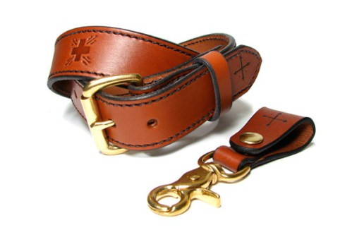 Tanner Goods for A Coastal Caravan Belt & Keychain