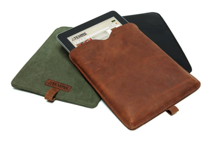 Temple Bags iPad Sleeve