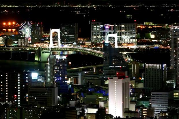 inter // states: Tokyo in Timelapse