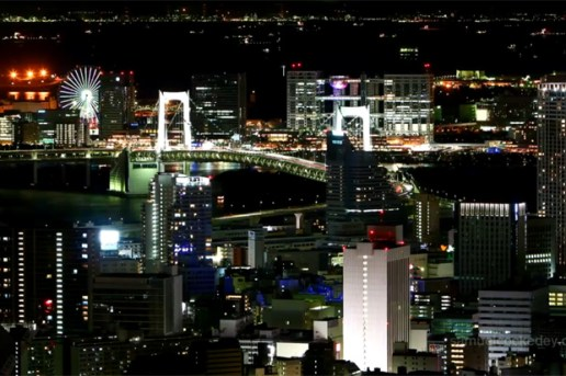 inter // states: Tokyo in Timelapse