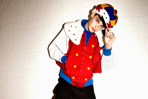 TOPMAN JAPAN COLLABORATION 2010 Fall/Winter Collection