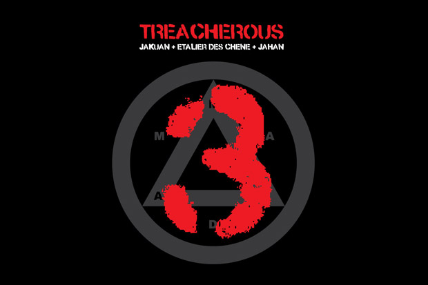 Treacherous Treis Exhibition