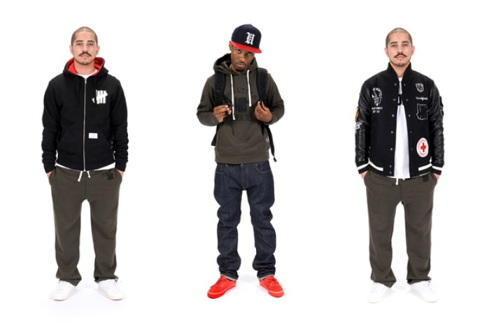 UNDFTD 2010 Fall/Winter Collection