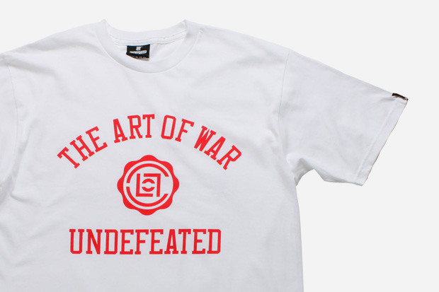 CLOT x UNDFTD The Art of War Tee