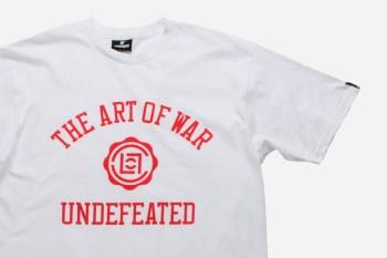 CLOT x UNDFTD The Art of War Tee