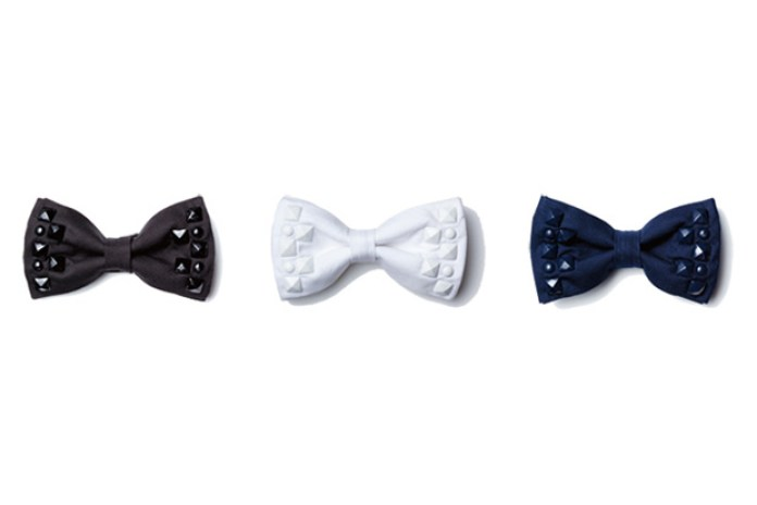 uniform experiment 2010 Fall/Winter STUDS BOW TIE