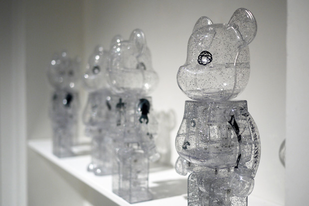 UNKLE x Medicom Toy 100% & 400% Bearbricks - A Closer Look