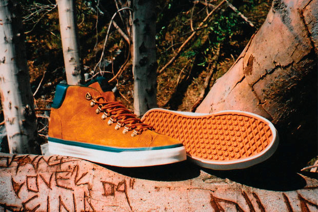 Vans California Mid Skool 77 Hiker