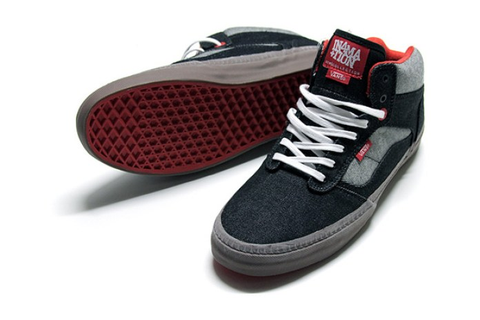 In4mation x Vans OTW Bedford