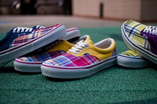 Vans Japan 2010 Fall/Winter Madras Era