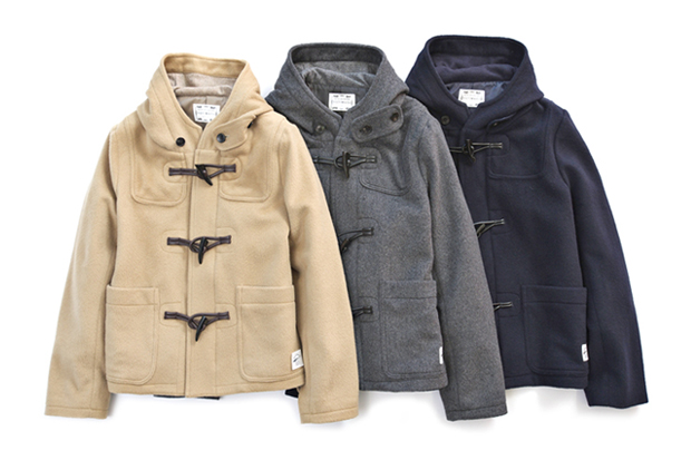 VICTIM Cashmere Mix Duffle Coat