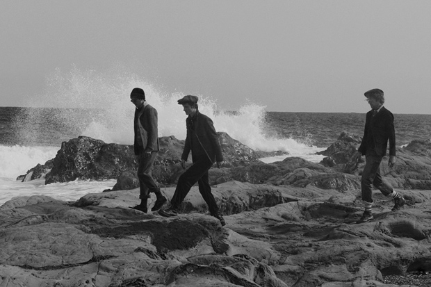 "waste(twice) 2010 Fall/Winter ""North Sea Heroes"" Lookbook"