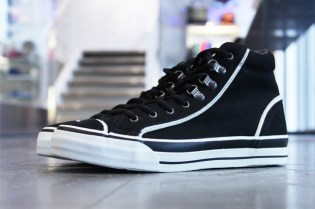 White Mountaineering Sneaker