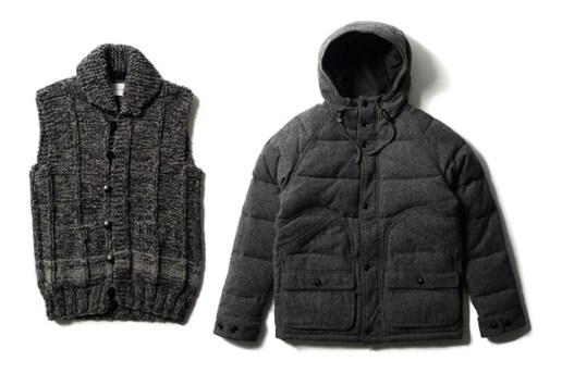 wings + horns 2010 Fall/Winter Collection 1st Delivery