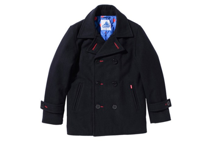 XLarge x Alpha Industries P-Coat