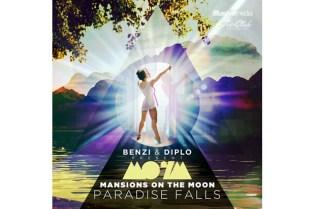 Mansions On The Moon - Paradise Falls (Mixtape)