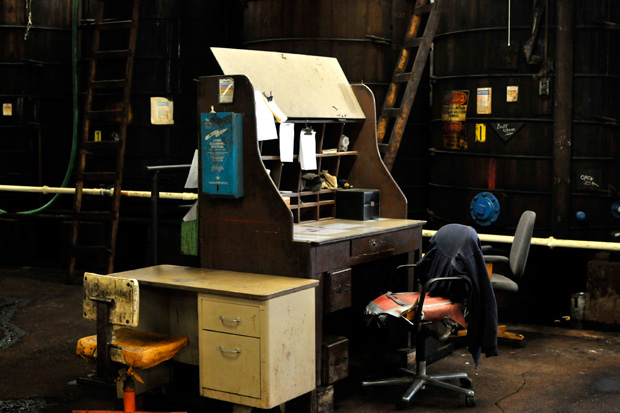 A Continuous Lean: Inside Horween Leather