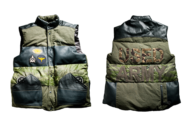 "A Love Movement x Dr. Romanelli ""Dr. Love"" Vest Collection 2"