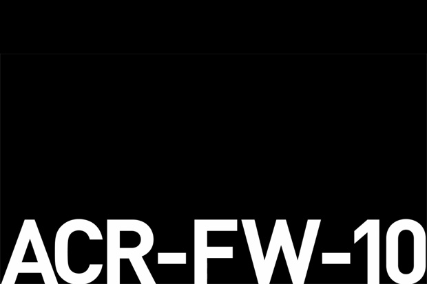 Acronym 2010 Fall/Winter Collection Video