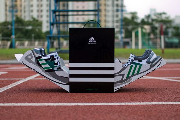 "adidas ""Now & Then"" 20th Anniversary Equipment Support & mi adiZero"