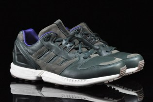 "adidas Originals 2010 Fall/Winter ZX 8000 ""Leather"""