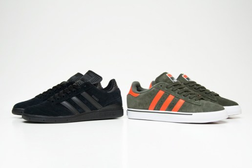 adidas Skateboarding 2010 Fall/Winter Collection