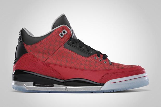"""Air Jordan III """"Doernbecher"""""""