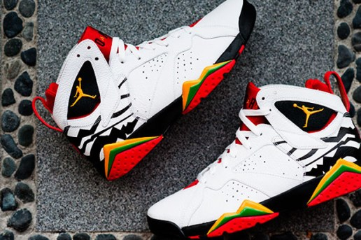 "Air Jordan VII ""Premio"" Bin 23 Collection"