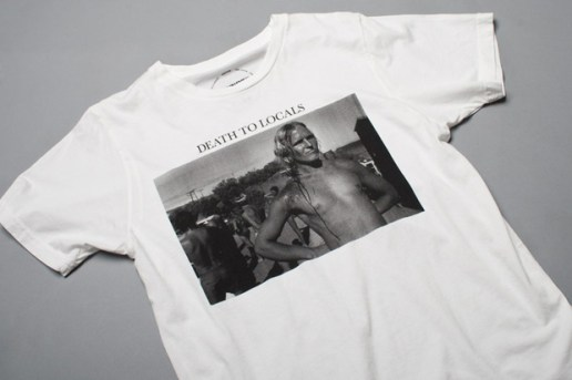 Anthony Friedkin x Warriors of Radness T-shirt Collection