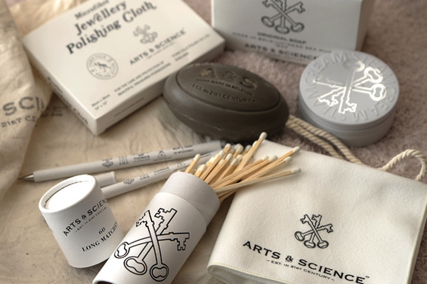 "Arts & Science ""Over the Counter"" Collection"