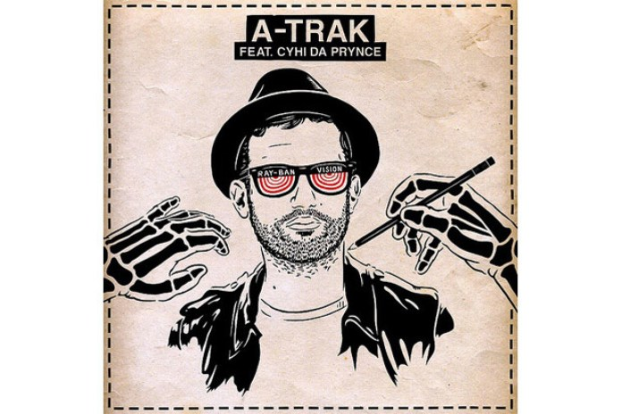 A-Trak featuring CyHi Da Prince - Ray Ban Vision