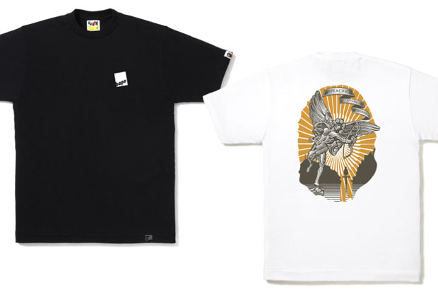 A Bathing Ape London Store Anniversary Tee