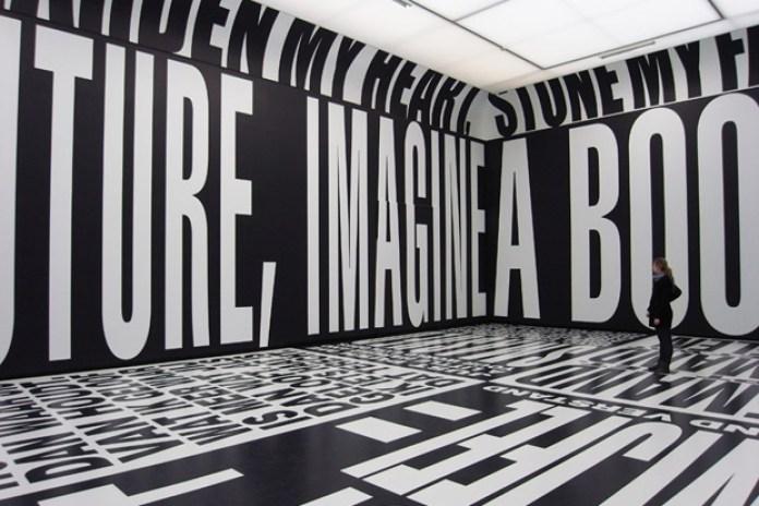 "Barbara Kruger ""Past / Present / Future"" @ The Temporary Stedlijik"