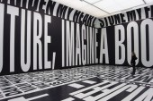 "Barbara Kruger ""Past / Present / Future"" @ The Temporary Stedlijik"