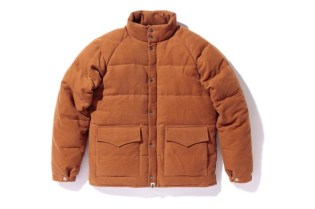 A Bathing Ape Classic Down Jacket