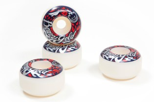 Benny Gold x Spitfire Wheels Part II