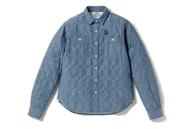 Billionaire Boys Club Quilted Over Shirt