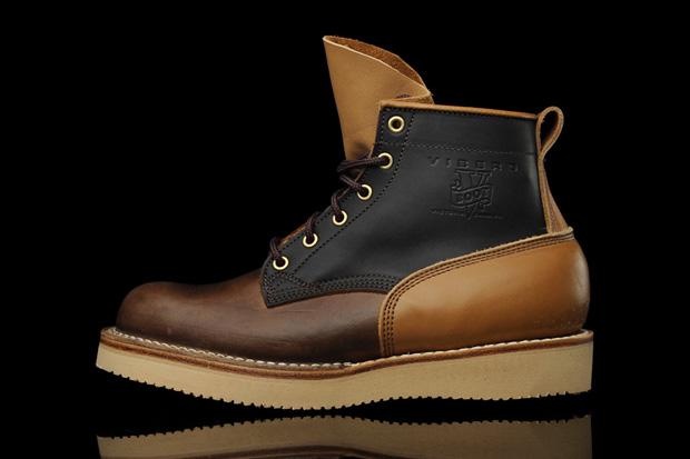 C Store x Viberg Bobcat Boots