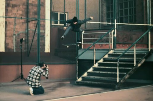 Carhartt Skateboarding Slow Motion Videos