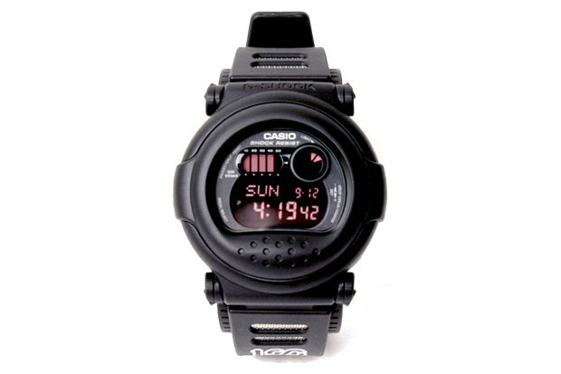 ONEHUNDRED ATHLETIC x Casio G-SHOCK Jason Watch