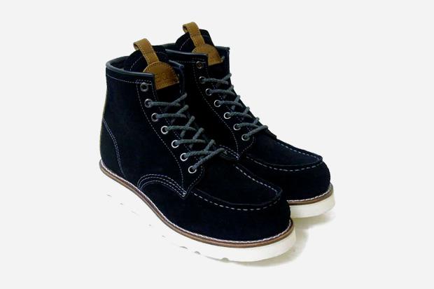 "Cedar Crest x UBIQ Moc Toe ""Fennec"" Boot"