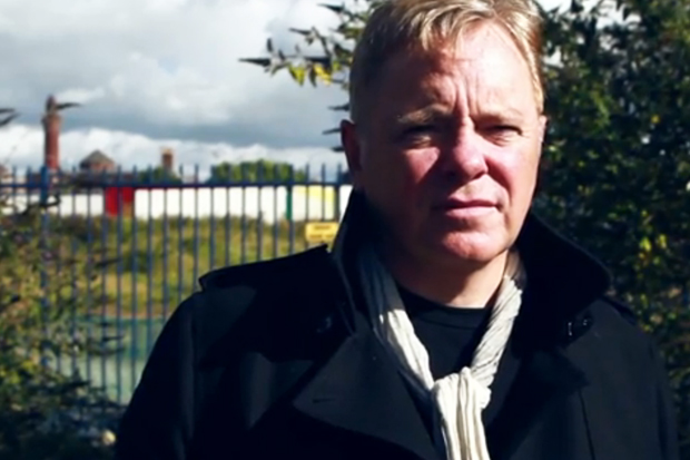 Converse: Bernard Sumner Video