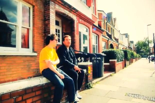 Converse: Alexis Taylor and Joe Goddard of Hot Chip Video
