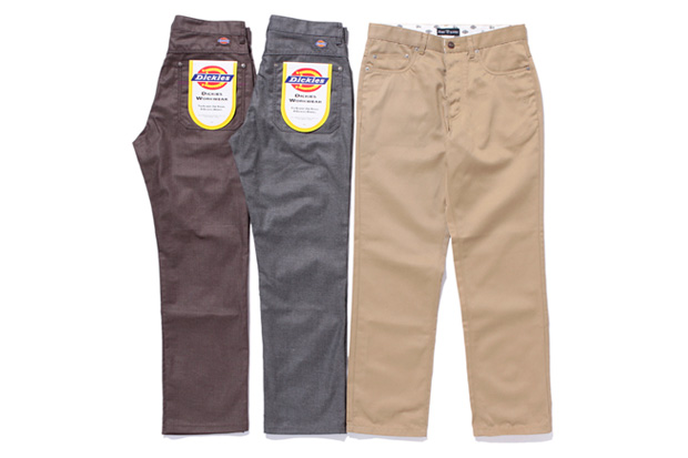 Stussy x Dickies Supreme II Workpants